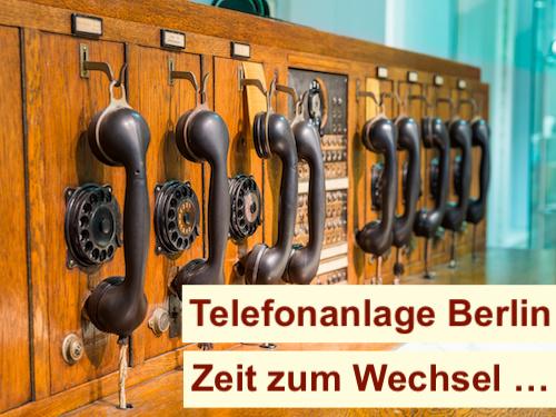Telefonanlage Berlin